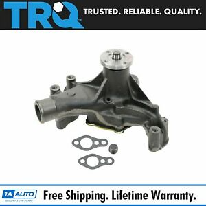 Trq Water Pump For Chevy Gmc C K 1500 2500 3500 Buick Pontiac Oldsmobile
