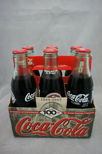 2002 Coca-Cola 100th Anniversary St. Louis 6-Pack Unopened