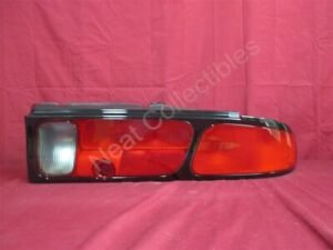 Nos Oem Ford Probe Tail Lamp Light Assembly 1995 97 Right Hand Black Trim