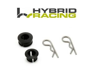 Hybrid Racing Shifter Cable Inserts Rsx 02 06 delrin Hyb scb 01 05