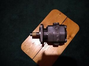 Hydraulic Motor Commercial Intertech Shearing Parker Force America M20 New