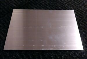 25 X 8 X 12 Long New 6061 T6 Solid Aluminum Plate Flat Bar Stock Block 1 4