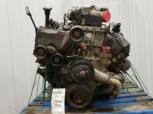 99 F350 Sd 7 3 Diesel Engine Motor Assembly 90 624 Miles Federal No Core Charge