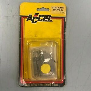 Accel Distributor Cap Hold Downs