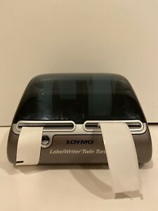 Dymo Labelwriter Twin Turbo Label Thermal Printer W Power Cable