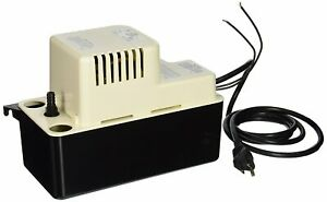 Little Giant 554405 Vcma 15uls Condensate Pump