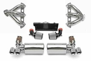 Fabspeed High Performance Exhaust Package Fits 2006 09 Porsche 997 Turbo S 3 6l