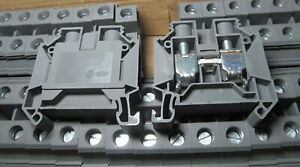 50 pack Phoenix Contact Iec 60947 7 1 Terminal Blocks Tb 16 I Ms 1000v 16mm2