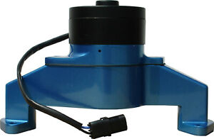 Proform 68230b Electric Water Pump Kit Blue Fits Big Block Chevy Engines