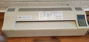 Gbc Heatseal H700 Pro 18 Pouch Laminator Excellent Condition