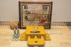 Vintage Smash Hit Shock Hitch Shock Absorbing Trailer Hitch The Perry Company