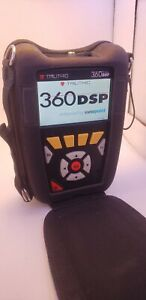 Trilithic 360 Dsp Docsis 3 1 Home Certification Catv Meter 360dsp