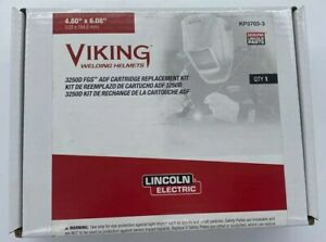 Lincoln Kp3703 3 Replacement Adf Cartridge For Fgs 3250d Welding Helmet