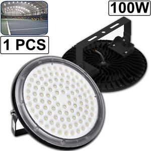 100watt Ufo High Power Led High Bay Light Warehouse Factory Work Shop Lamp Ip67