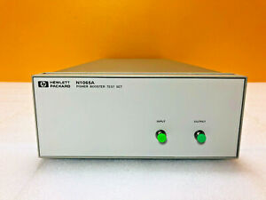 Hp Agilent N1065a Acousto optic Modulator And Power Booster Test Set Tested