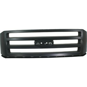 Grille For 2007 2014 Ford Expedition Paint To Match Plastic