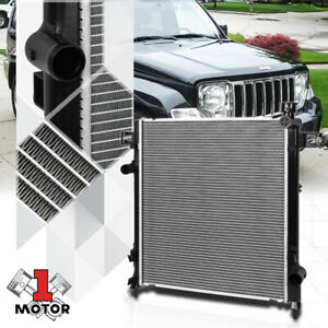 Aluminum Core Radiator Oe Replacement For 08 13 Jeep Liberty At Mt Dpi 13071