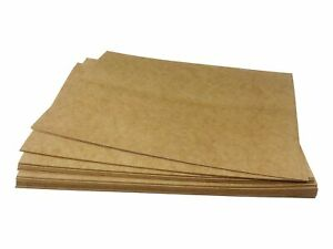 Kraft Brown Paper Sheets 8 5 X 11 Inches Letter Sized Kraft Paper 120gsm P