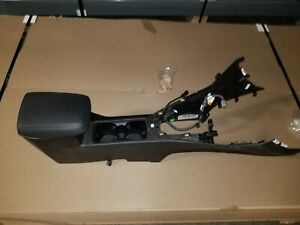 15 18 Ford Focus Oem Black Center Floor Console W Armrest