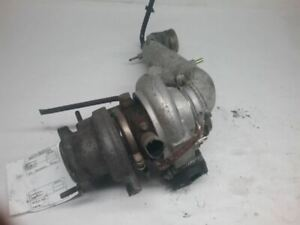 Turbo Supercharger 4 Cylinder B235sl Engine Fits 99 05 Saab 9 5 386927