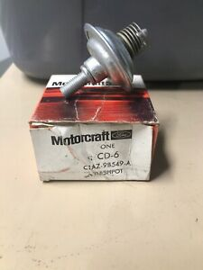 Nos 56 64 Ford Autolite Carburetor Dash Pot Motorcraft Cd 6 C1az 9b549 A