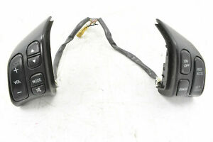 2006 2007 Mazdaspeed Mazda 6 Speed Oem Interior Steering Wheel Control Switches