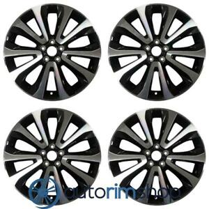 New 18 Replacement Wheels Rims For Subaru Forester 2016 2018 Set Machined With