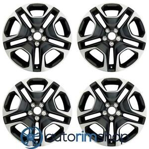 New 19 Replacement Wheels Rims For Toyota Rav4 2019 Set Machined With Black