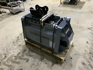 Baumalight Mx230g Mini Excavator Mulch Head D002919 a02 Cat Bobcat Kubota Case