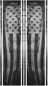 American Flag Truck Bed Band Stripes Decal Sticker Graphics