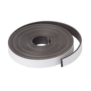 1 2 X 10 Roll Magnet Strip W Adhesive