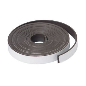 1 X 10 Roll Of Magnet Strip W Adhesive
