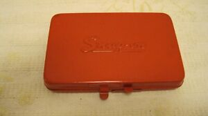 Vintage Snap on Tool Box Kra 255 Real Nice
