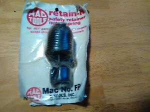 Mac Tool Fp28 Retain It Safety Retainer Nut Spring For Air Hammers