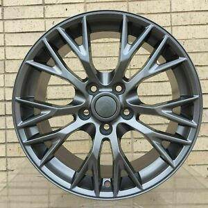 4 New 18 19 Wheels Rims For Corvette C6 2010 2011 2012 2013 5668