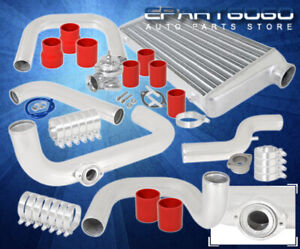 For 92 95 Civic Bov Adapter Piping Kit Performance Intercooler Blow Off Valve