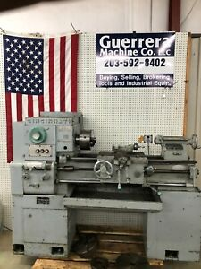 Cincinnati 13 Gear Head Engine Lathe