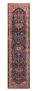 Hand Knotted Enjelas Runner Tribal Wool Antique Oriental Rug 2 9 X 9 8