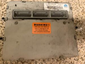 1997 Jeep Grand Cherokee Ecu