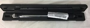 Gearwrench 85062 3 8 Drive Micrometer Torque Wrench 10 100 Foot Pounds A