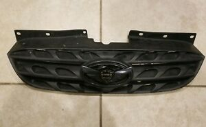 2009 To 2012 Hyundai Genesis Coupe Bk1 Front Bumper Upper Grille