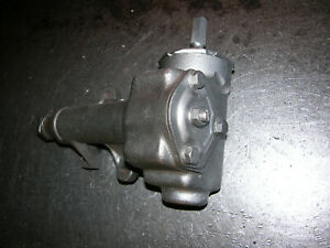 Remanufactured Manual Steering Gear Box For Chevy Ii Nova 1967