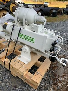 Kerry Actuator Je Series 18 1 1 2 Hp Electro Hydraulic