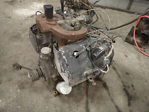 Wisconsin W4 1770 Gas Engine Clean Target Saw Vermeer Grinder Chipper Vh4d