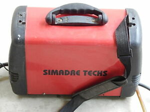 Simadre Model Titan Cut 50rx Plasma Cutter As is