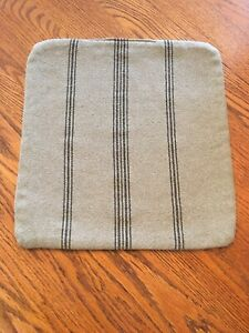 Family Heirloom Weavers Chair Seat Pad