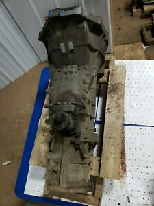 1999 Ford Ranger 3 0 4x4 Manual Transmission Assy 182 568 Miles No Core Charge