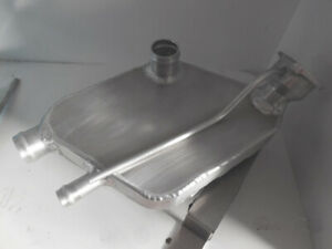 Fiat 600 Abarth 850 1000 Tcr Aluminum Cooling Reservoir 1968 71 Hand Made New