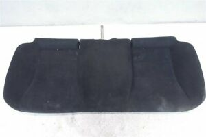 2013 Honda Accord 2dr Lx S Rear Lower Seat Portion 82131 T3l A01zb Black Cloth