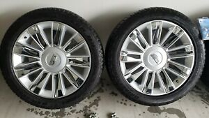 2019 Cadillac Escalade Platinum Wheels And Tires Pre owned Free Shipping